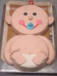 48 best baby images on pinterest baby shower cakes baby cakes