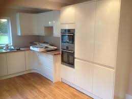 new kitchen just finished looks great hardwood flooring