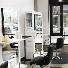 Salon Furniture Warehouse In Los Angeles Tahiti Double Sided Styling Station Salon Styling Stations