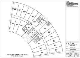 Floor Plan Of A Business by Vigneshwara Developers Aquarius Business Park Floor Plan