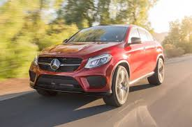 mercedes size suv 2018 mercedes gle class coupe suv pricing for sale edmunds