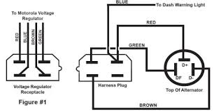alternator wiring diagrams and information brianesser within