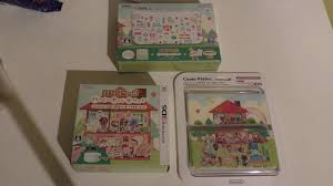 another look at the japanese animal crossing new 3ds xl nfc set