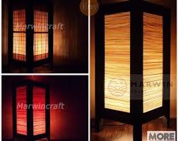 japanese lantern table l japanese l etsy