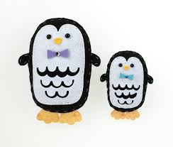 amazon com american crafts sew and stuff kit penguins arts
