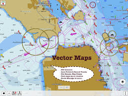 Florida Intracoastal Waterway Map by Marine Navigation Lake Depth Maps Usa Offline Gps Nautical