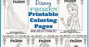 savvy mom nyc area mom blog disney frozen free printable