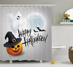 bravovision custom halloween pumpkin waterproof polyester fabric