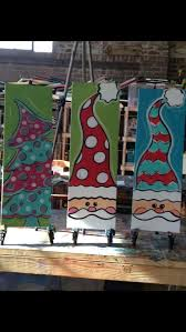 10 best painting images on pinterest christmas crafts canvas