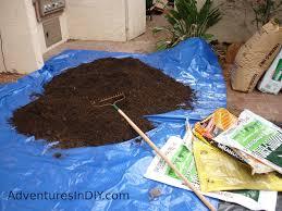 Garden Soil Types Mixing Raised Bed Garden Soil U2013 Adventures In Diy