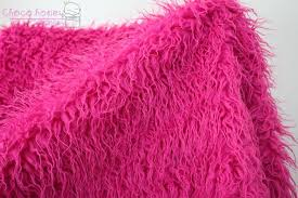 Mongolian Faux Fur Rug Rug Gripper Picture More Detailed Picture About Pink