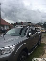 nissan frontier np300 accessories to fit 2016 nissan navara np300 roof rails locking cross bars t