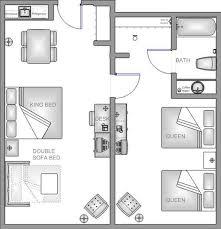 2 bedroom suites anaheim disneyland hotel 2 bedroom suite layout functionalities net