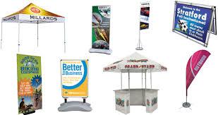 gazebos and outdoor displays