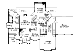 Contemporary Plan by Contemporary House Plans Aroland 30 121 Associated Designs
