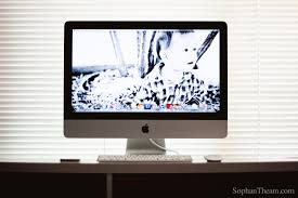 Imac Desk by Imac Sophan Theam