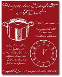 tableau pour cuisine cuisson des spaghettis tableau moderne pour cuisine design defacto