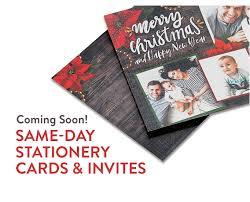 photo cards invitations walmart photo