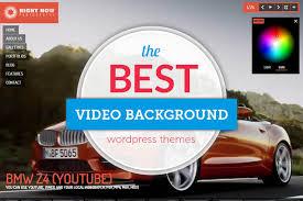 wp themes video background 30 best video background wordpress themes 2018