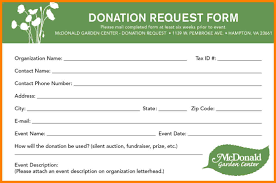 Sample Letter Requesting Donations For Fundraiser by Donation Request Form Template Thebridgesummit Co