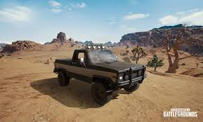 pubg new map see the new pickup truck coming to playerunknown s battlegrounds