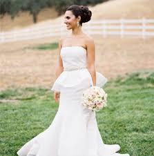 oscar de la renta brautkleid oscar de la renta preowned wedding dresses once wed