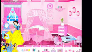 Barbie Princess Bedroom by Disney Princess Room New Barbie Games Princes Cartoon Game Youtube