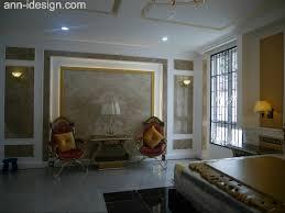 master bedroom feature wall design kempas bungalow johor bahru