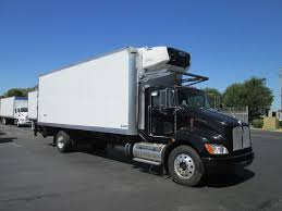 Kenworth Van Trucks Box Trucks In California For Sale Used