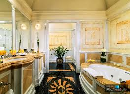 High End Bathroom Lighting St Regis Luxury Hotel E2 80 93 Rome Italy Designer Suite Bathroom