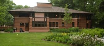 arthur heurtley house frank lloyd wright foundation