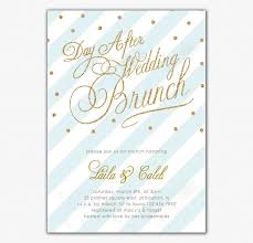 after wedding brunch invitation wording post wedding brunch invitations broprahshow