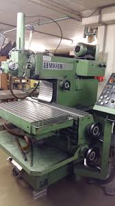 mikron used machine for sale