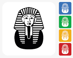 royalty free king tut clip vector images illustrations