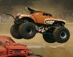 monster truck crash video 241 best monster trucks images on pinterest monster trucks