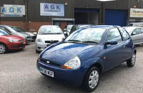 agk cars and son ford ka 1 3 style 3dr hatch 58 u00272008