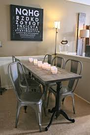Best  Metal Dining Table Ideas On Pinterest Dining Tables - Metal dining room tables