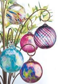 411 best witch balls images on blown glass glass