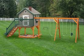 Backyard Discovery Montpelier Cedar Swing Set Backyard Swing Sets Swingsets Outdoor Swing Sets And Swing Set