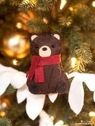 best 25 bear felt ideas on pinterest teddy bear template felt