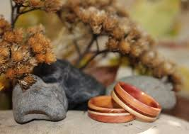 touch wood rings wear the warmth of wood the and their touch wood rings