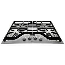 Ge Profile Gas Cooktop 30 30 In Gas Cooktops Cooktops The Home Depot
