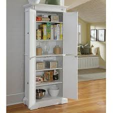 storage cabinets for kitchen at lowes home styles white pantry