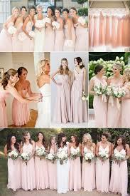 blush colored bridesmaid dress top 10 colors for bridesmaid dresses 2015 blush pink