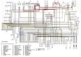 ducati wiring schematics ducati wiring diagrams instruction
