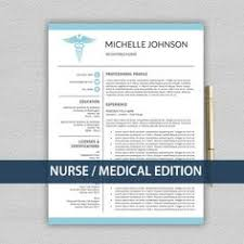 Medical Doctor Resume Example by Professional Resume Template Cv Template For By Prographicdesign