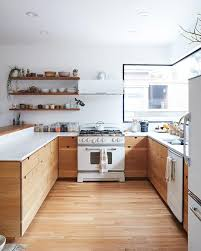 White Kitchen Cabinets With White Appliances Best 25 Light Wood Kitchens Ideas On Pinterest Light Wood