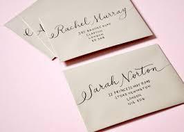 wedding envelope wedding invitation etiquette addressing envelopes interesting