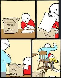 Cartoon Meme Generator - template box of hate know your meme