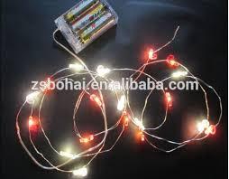 battery operated mini christmas lights single battery operated mini led lights single battery operated